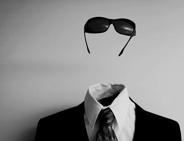 Recette pour devenir invisible