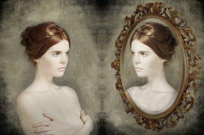 Recette pour faire un miroir magique secrets rubis for Maladie du miroir