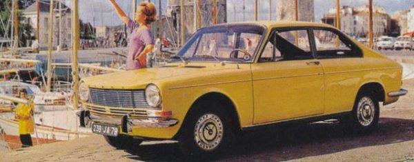 Simca 1501 Coupé