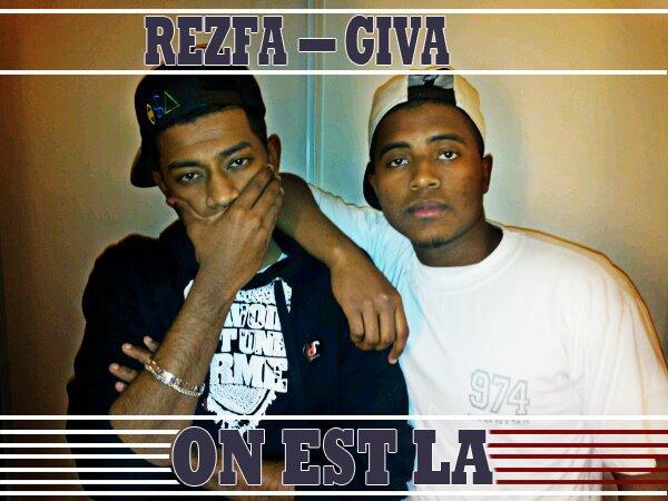 PREMIER PAS / Giva-On est là feat R.E.Z.Fa (2012)