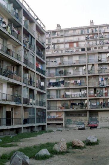 Cité Felix pyat ( ou parc bellevue ou 143) ZRU