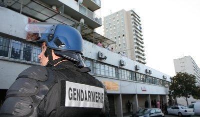 LA GAVOTTE PEYRET , BANLIEUE NORD ( derriere la soli') SISI ILS SONT AL !!!