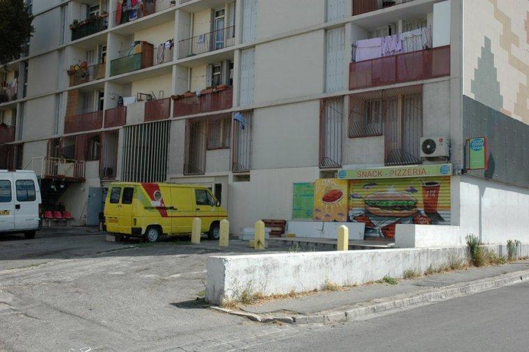 LA BUSSERINE LES FLAMANTS LE MAIL GRANDES CITES