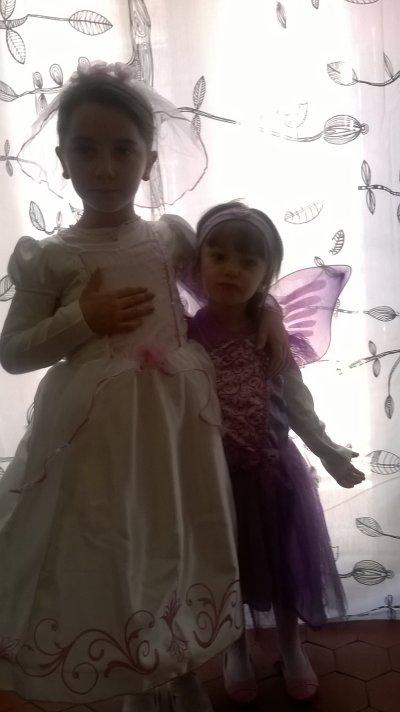 Ma fille et sa tante