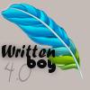 written-boy