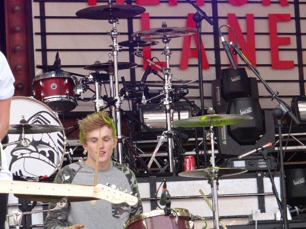 Gloucester 13.06.13 Tristan Oliver Vance Evans
