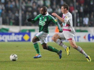 ASSE 1 - 1BORDEAUX     COUPE DE FRANCE éliminé au penalty