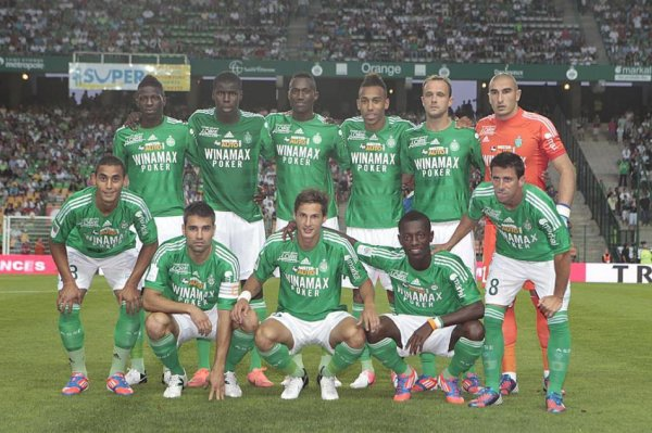 ASSE 1 - 2 LILLE