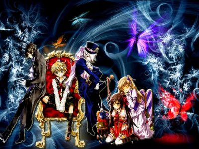 Wallpapers Pandora Hearts