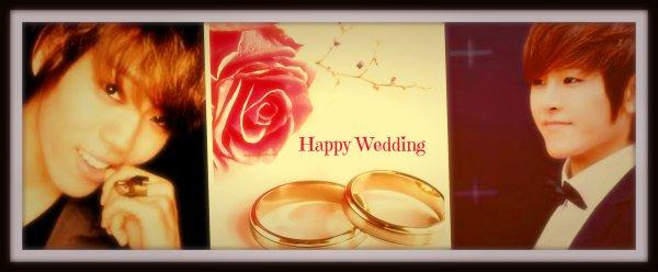 Happy Wedding <3