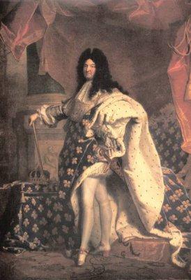 BTS - PORTRAIT DE LOUIS XIV - commentaire du professeur