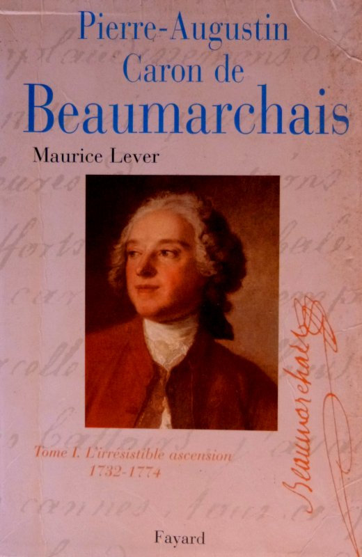 Biographie de Beaumarchais