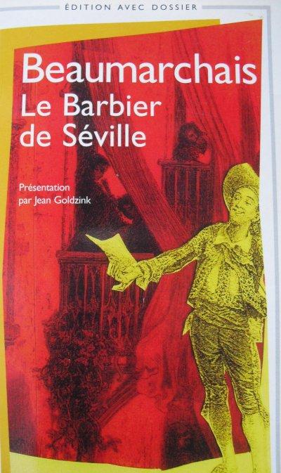 Le Barbier de Séville. Explication de texte de la scène 7 acte II.