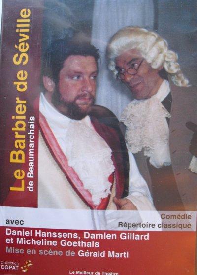 LE BARBIER DE SEVILLE de Gérald MARTI. Ecriture d'invention en première S.