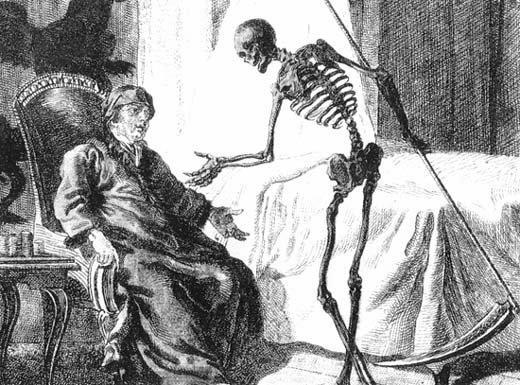 Je n'ay plus que les os... RONSARD. Explication de texte.