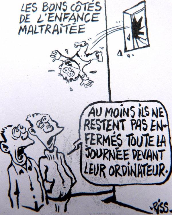 Dessin Satirique De Presse Classe De Seconde Cours De Francais