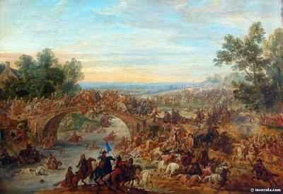 Les guerres de Hollande (1672-1678) - synthèse du professeur