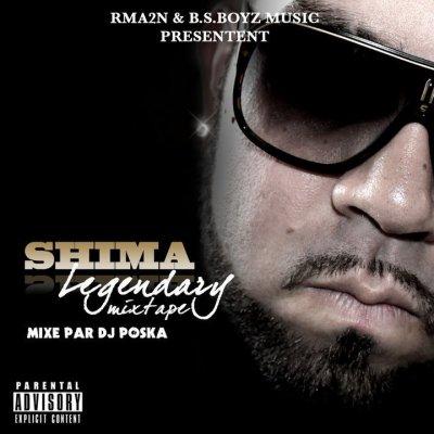 "BSBoyz Music présente : Shima ""Legendary Mixtape"""