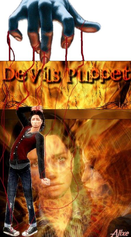 Devils-puppet