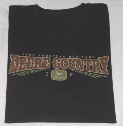 "Tee-shirt John Deere ""Deere Country"""