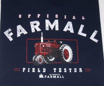 "Tee-shirt IH McCormick ""Farmall"""
