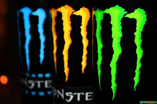 monster  =) mon sponsort