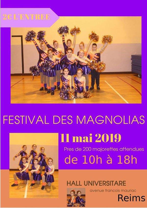 2eme edition du festival des Magnolias Reims