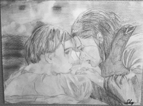 fan art titanic - Dessin Titanic