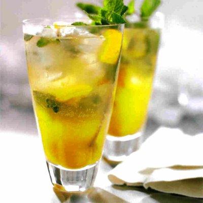 Mojito clémentine et mangue
