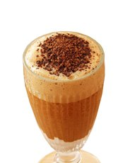 Café glacé Grecque