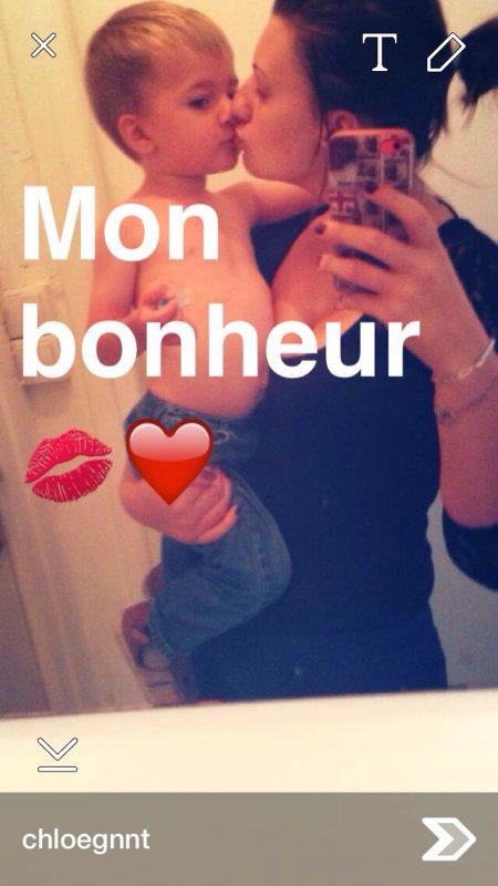 ♥ ~ Mon fieul , Ma fierté , Mon bonheur <3 Timotei :)