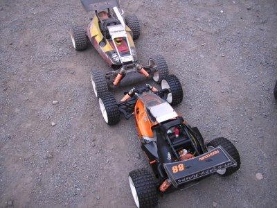 Petit run a seraing avec Alba...FG 4x4 power...