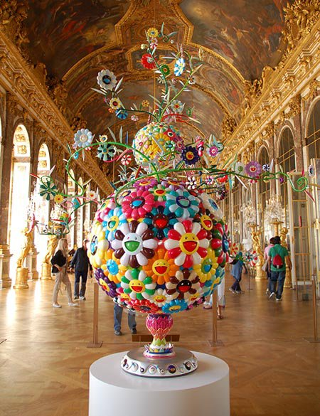 ''Pop Art Au Soleil Le Vent''