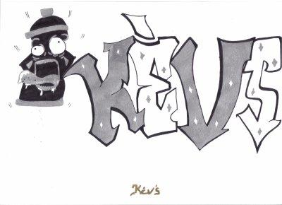 graffiti kevs