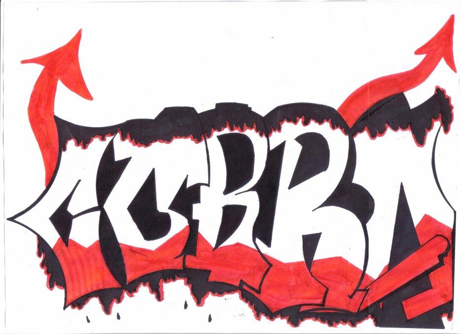 graffiti et de la bonne musique ici