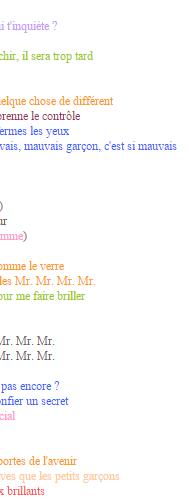 SNSD || Mr.Mr. (2014)