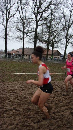 2/02/20 - 1/4 de Finale Championnats de France de Cross Nord SEREILHAC