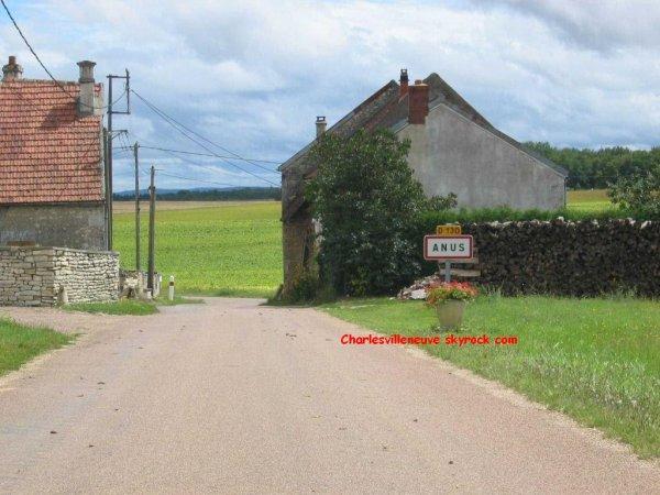 Anus Yonne Bourgogne
