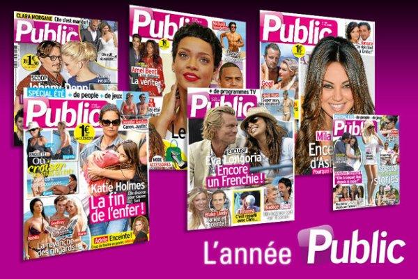 L'année Public - Julia Martin (28 décembre 2012)