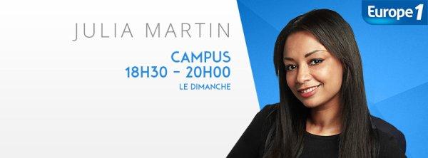 Campus - Julia Martin (Saison 4 - 2015)