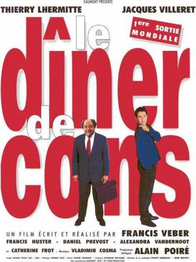 LE DINER DE CONS