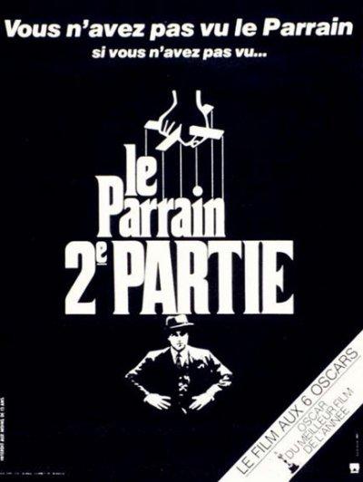 LE PARRAIN - 2ème PARTIE