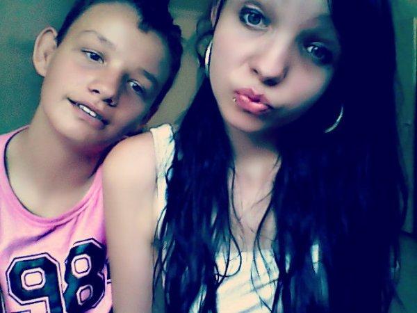 Petit frère !♥.