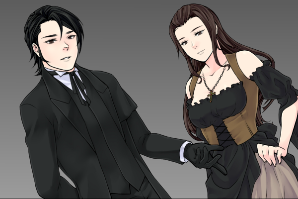 Severus X Sasha