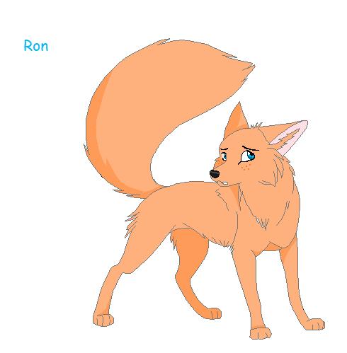 Ron Wolf Version