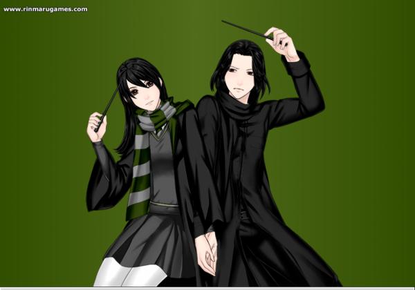 Shadow X Severus