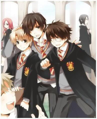 Je classe les personnages d'Harry Potter ( selon mes préférences )
