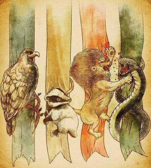Harry Potter ( The Marauders ) Chapitre 4 : Loup Garou...