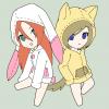Leana X Lily ( Cute Neko )
