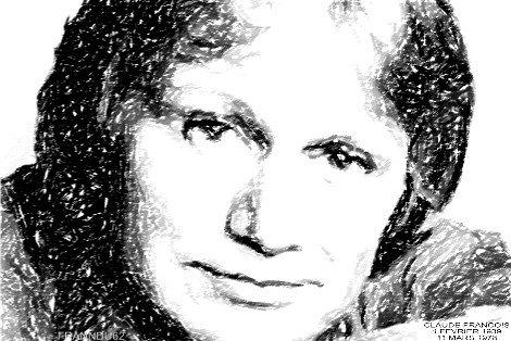 HOMMAGE : cloclo 33  ans déjà 1 février 1939 - 11 mars 1978